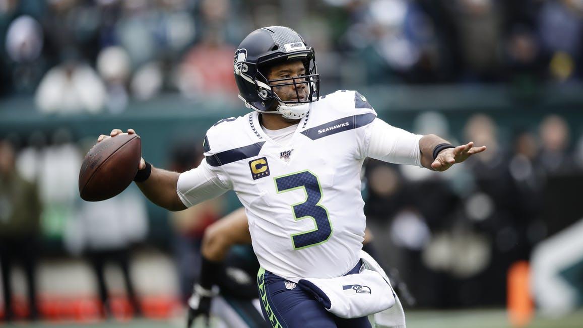 Russell Wilson-Seattle Seahawks